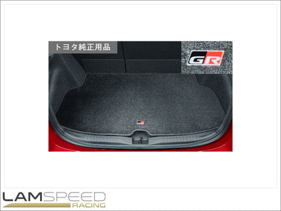 Toyota GR - Yaris GR4 - Luggage Mat (Basic) - available from Lamspeed Racing.