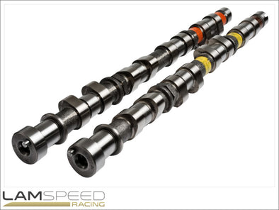 Kelford Cams - Camshaft Sets - Mitsubishi EVO 4-7 4G63 Solid Lifter Conversion - Available from Lamspeed Racing