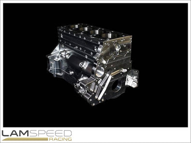 Bullet Race Engineering 4G63/64 Billet Block - Available from Lamspeed Racing