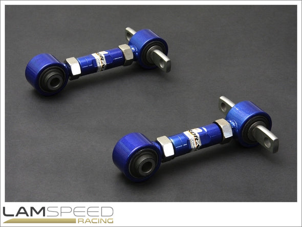 Hardrace Adjustable Rear Toe Control Arm - Mitsubishi EVO 1-3 - Hardened Rubber - Available from Lamspeed Racing