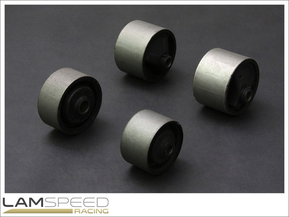 Hardrace Reinforced Engine Mount Bush - Mitsubishi EVO 4 - 4 piece kit - available from Lamspeed Racing.