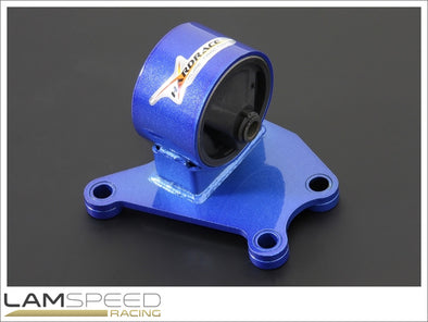 Hardrace Hardened Gearbox Mount - Mitsubishi EVO 7-9, 6MT - Left Side - available from Lamspeed Racing.