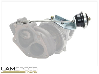 Turbosmart IWG75 Wastegate Actuator Suit Mitsubishi EVO 9 - Black - available from Lamspeed Racing.
