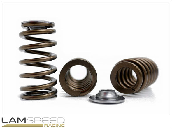 Kelford Cams - Valve Spring & Retainer Set - Ford Barra BA-FG 1600HP (KVS40-EXTREME) - available from Lamspeed Racing.