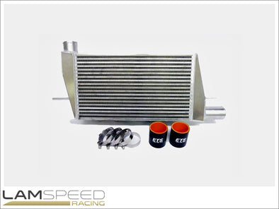 ETS (Extreme Turbo Systems) - Intercooler Upgrade - Mitsubishi Evolution 10 - available from Lamspeed Racing.
