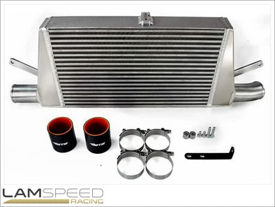 ETS (Extreme Turbo Systems) - Cusco Power Brace Intercooler Upgrade - Mitsubishi Evolution 7, 8 & 9 - available from Lamspeed Racing.