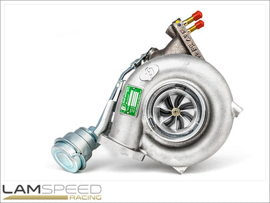 FP Green Turbocharger - Mitsubishi Evolution IV, V, VI, VII, VIII, IX - available from Lamspeed Racing.