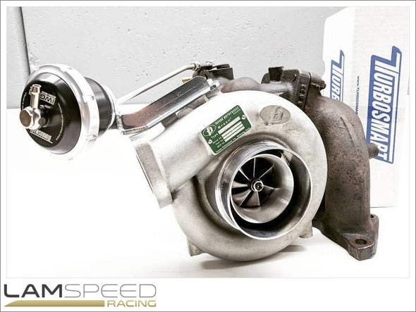 FP Green Turbocharger - Mitsubishi Evolution IV, V, VI, VII, VIII, IX - Available from Lamspeed Racing