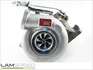 FP Red Turbocharger - Mitsubishi Evolution IV, V, VI, VII, VIII, IX - available from Lamspeed Racing.