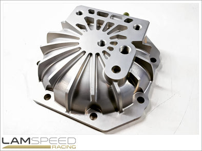 Lamspeed Racing - 7075 Billet 3000GT/Evo Diff Hat and Cap Package - Mitsubishi EVO 4 - 10 - Available from Lamspeed Racing
