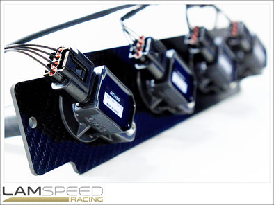 Lamspeed Racing - Denso / Bosch Coil on Plug (COP) Ignition Kit - Mitsubishi Evolution 4-9 4G63 - available from Lamspeed Racing.