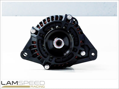 Lamspeed Racing - High Output Alternator - Nissan RB20/25/26/30 - 180 AMP - Available from Lamspeed Racing