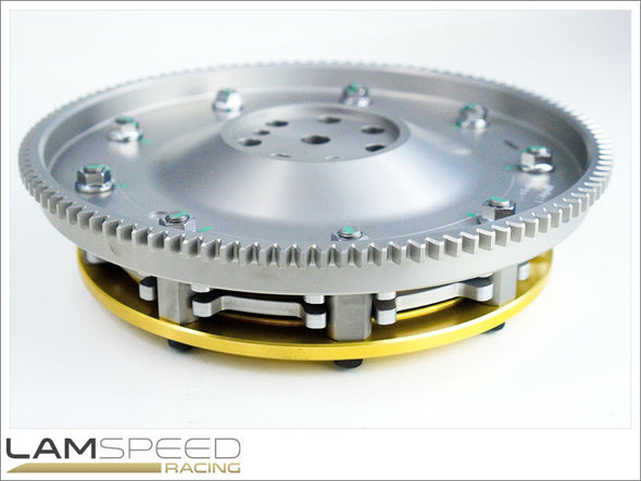 Ogura Racing ORC 559D Twin Plate Clutch and Flywheel Assembly Mitsubishi Evolution 4-9 - available from Lamspeed Racing.