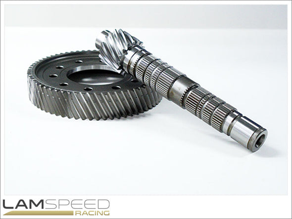 Lamspeed Racing MC 4.0 Final Drive - Mitsubishi Evolution 4-9, 5 Speed Gearbox - available from Lamspeed Racing.