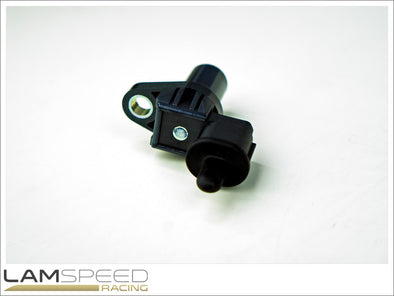 OEM Camshaft Position Sensor (Intake) - Mitsubishi Evo 4, 5, 6, 7, 8 & 9 - available from Lamspeed Racing.