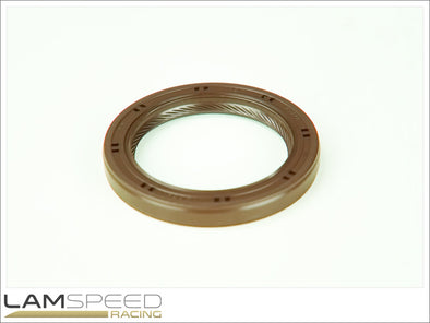 OEM Main Crankshaft Oil Seal (Front) - Mitsubishi Evo 4, 5, 6, 7, 8 & 9 - available from Lamspeed Racing.