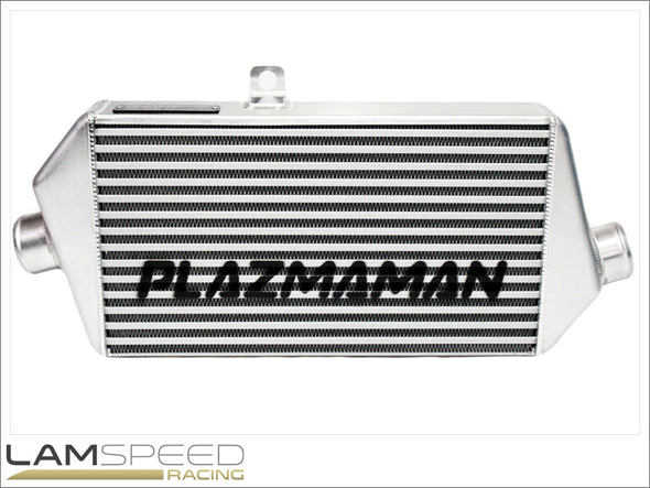Plazmaman - Pro Series OEM Replacement Intercooler - Mitsubishi EVO 1, 2 & 3 - available from Lamspeed Racing.