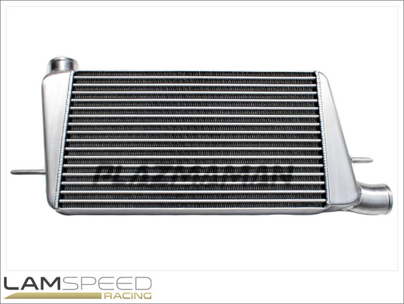 Plazmaman - Pro Series OEM Replacement Intercooler - Mitsubishi EVO 10 - available from Lamspeed Racing.