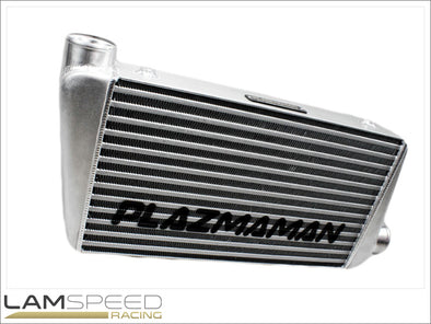 Plazmaman - Race Series Intercooler - 100mm 1400HP - Mitsubishi EVO 10 - available from Lamspeed Racing.