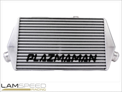Plazmaman - Pro Series OEM Replacement Intercooler - Mitsubishi EVO 4, 5 & 6 - available from Lamspeed Racing.
