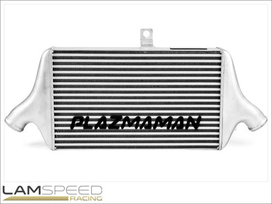 Plazmaman - Pro Series OEM Replacement Intercooler - Mitsubishi EVO 7, 8 & 9 - available from Lamspeed Racing.