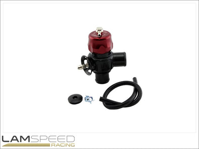 Turbosmart Smart Port Dual Port Mitsubishi EVO IV To X – Red/Black - available from Lamspeed Racing.