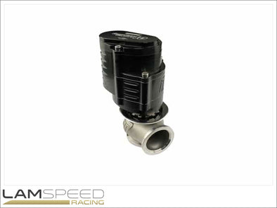 Turbosmart GenV Electronic CompGate40 Electronic External Wastegate - available from Lamspeed Racing.