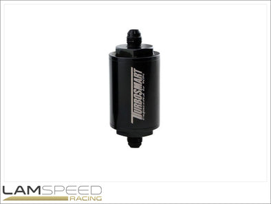 Turbosmart Billet Fuel Filter (10um) - Black.
