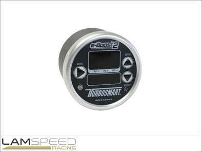 Turbosmart EBoost2 60mm Boost Controller - available from Lamspeed Racing.