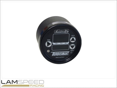 Turbosmart EBoost2 60mm Boost Controller (Black Sleeper) - available from Lamspeed Racing.