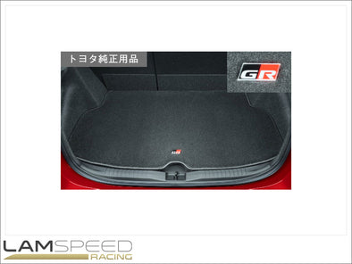 Toyota GR - Yaris GR4 - Luggage Mat (Advanced) - available from Lamspeed Racing.