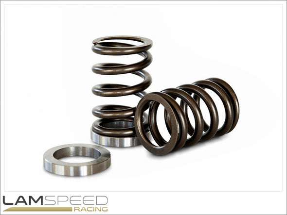 Kelford Cams - Valve Spring & Seat Kit - Nissan RB25DE/DET (KVS25-R) - available from Lamspeed Racing.