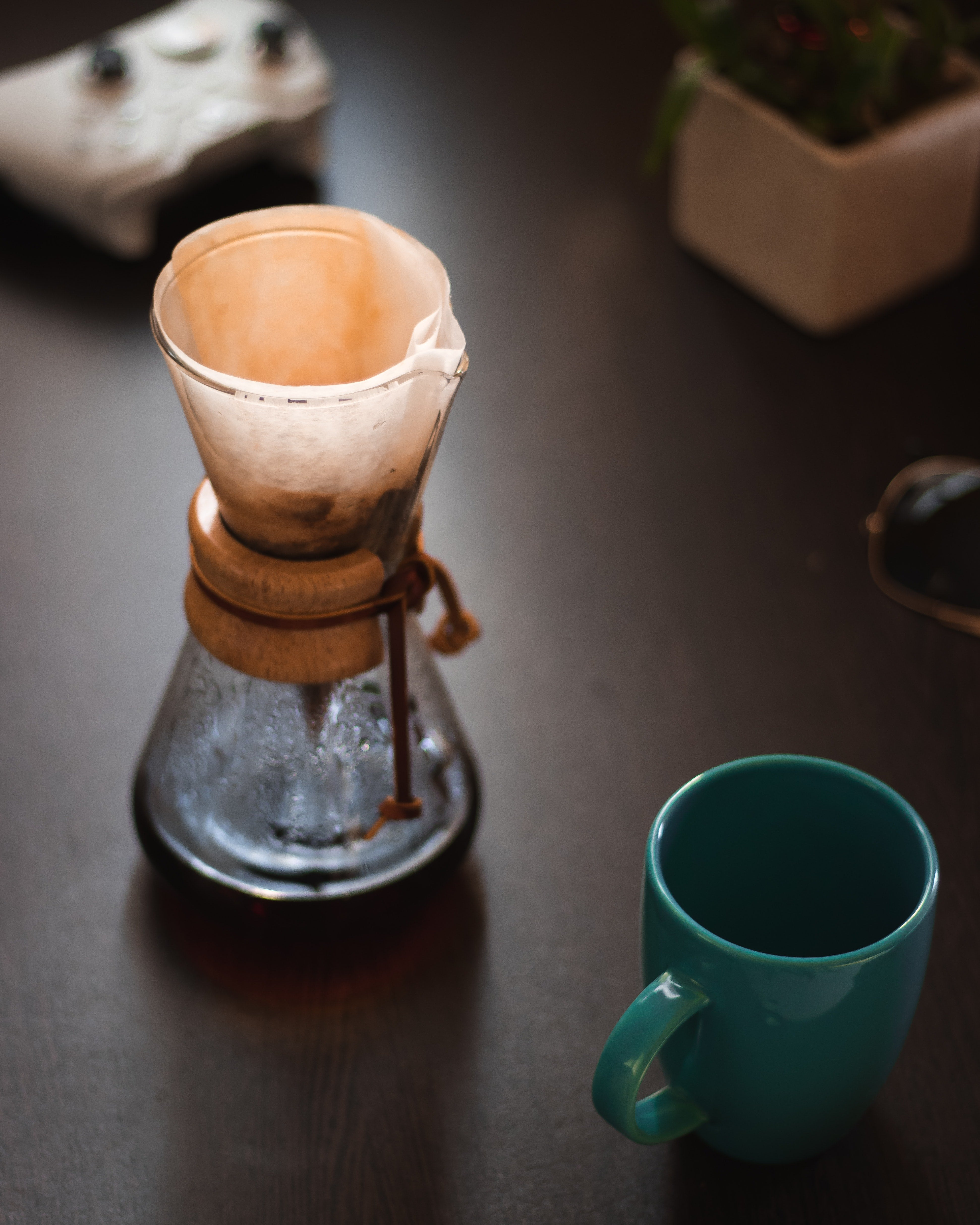 How to make coffee without a coffee filter