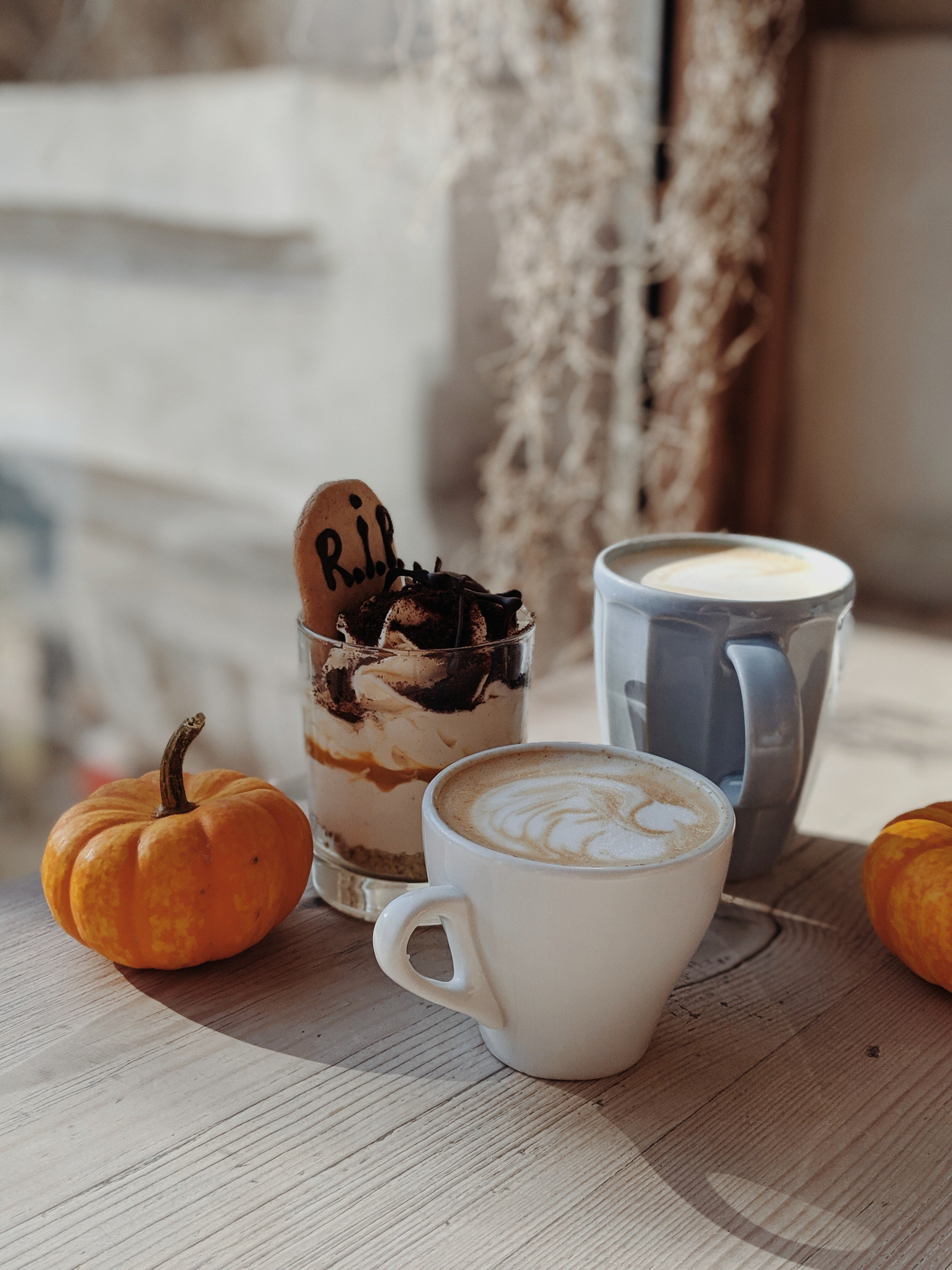 How to make pumpkin spice lattes (and more) at work