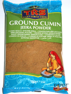 TRS Ground Jeera Cumin Powder 100g