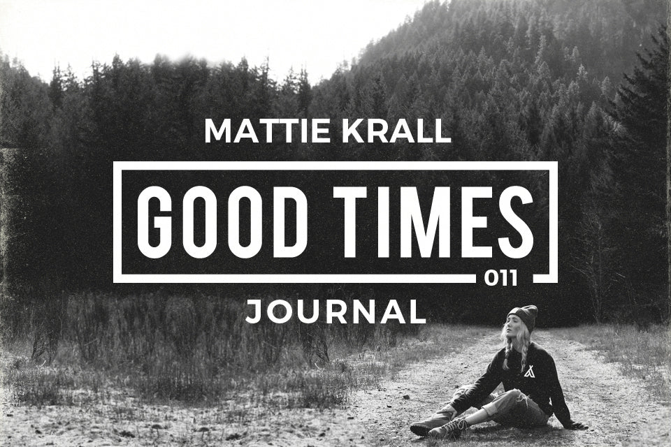 Good Times Journal // GTPS 011