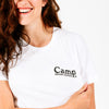 CHASIN' GOOD TIMES T-SHIRT // WHITE