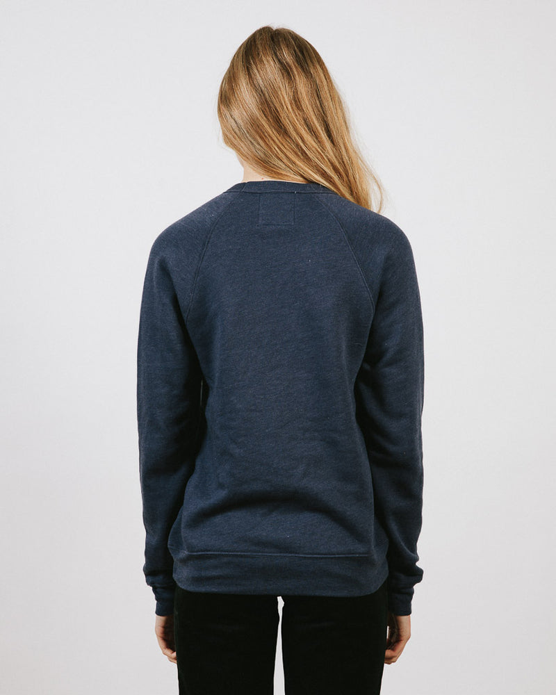 In It Together Sweatshirt // Navy Heather