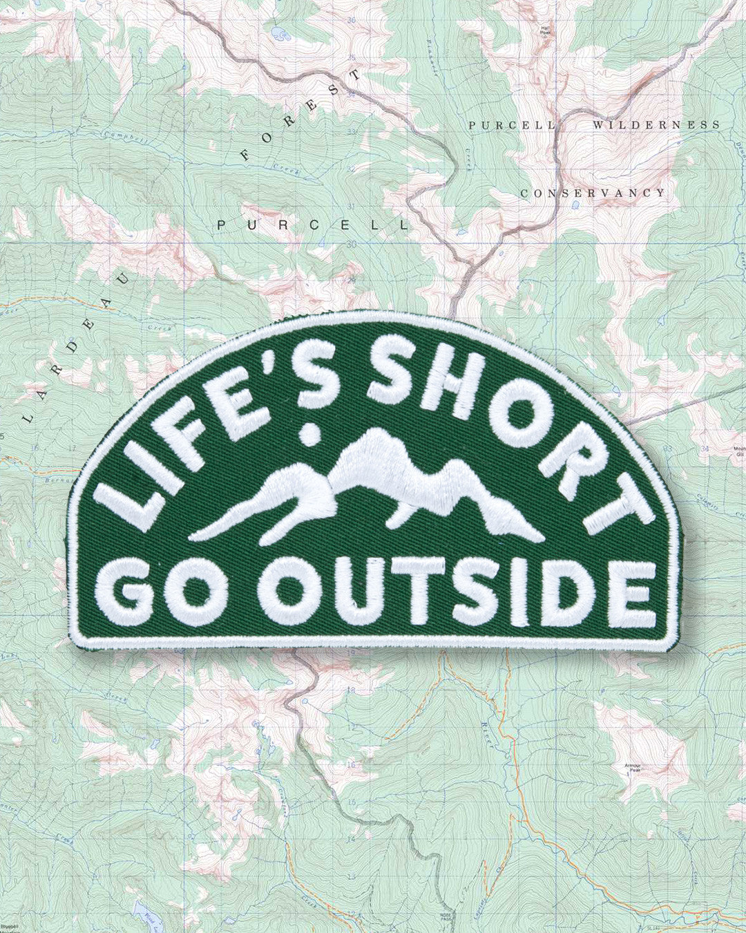 LIFE'S SHORT PATCH
