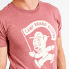 RANGER T-SHIRT // MAUVE HEATHER - !FINAL SALE!