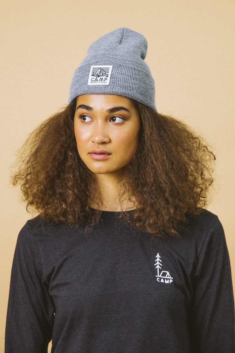 HERITAGE LOGO TOQUE // GREY
