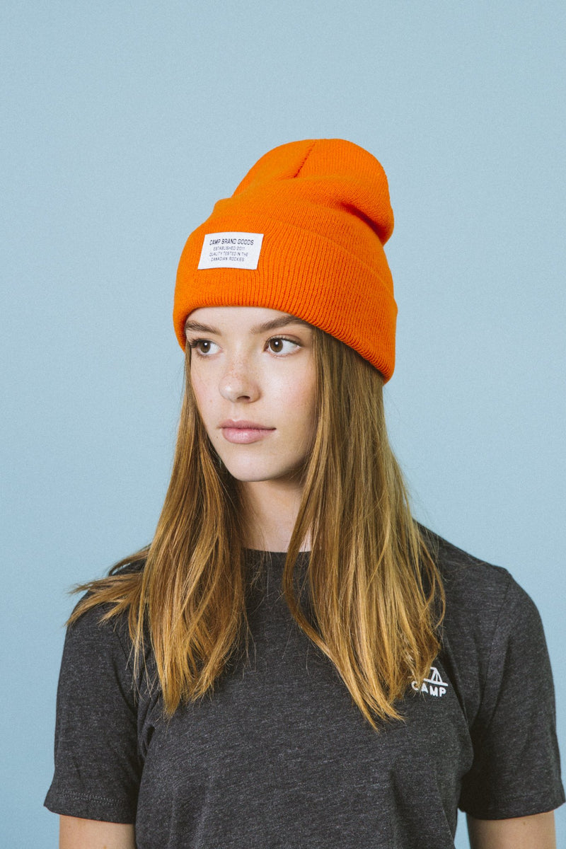 TYPEFACE TOQUE // ORANGE