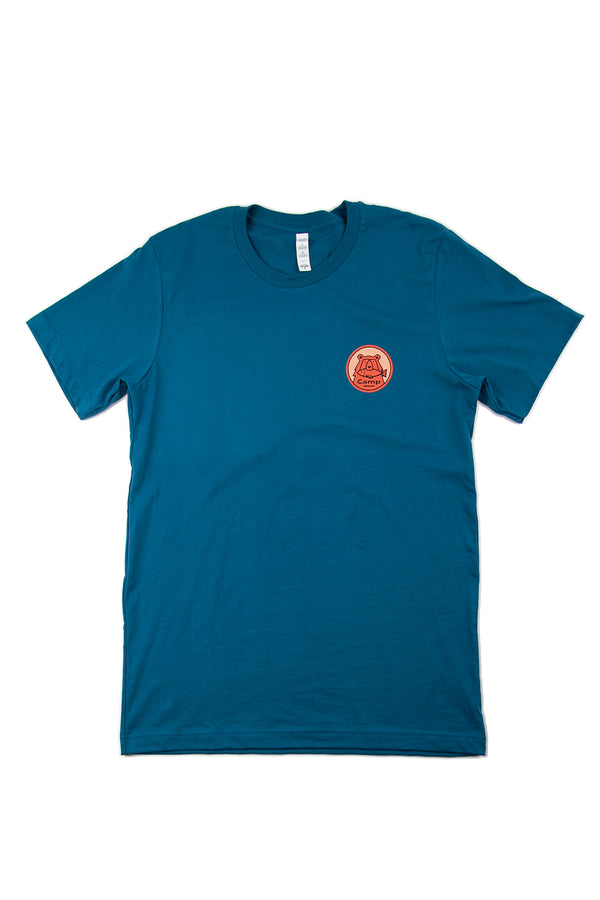 Bear Necessities T-Shirt // Deep Teal