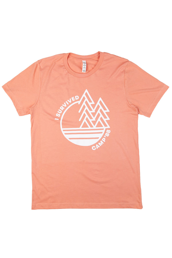 Camp'88 T-Shirt // Sunset