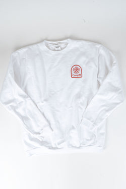 Camp'88 Limited Edition Heavy Weight Sweatshirt // White