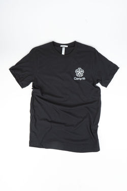 Camp'88 T-Shirt // Black