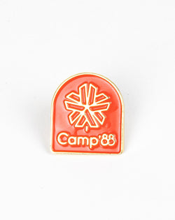 Camp'88 Enamel Pin