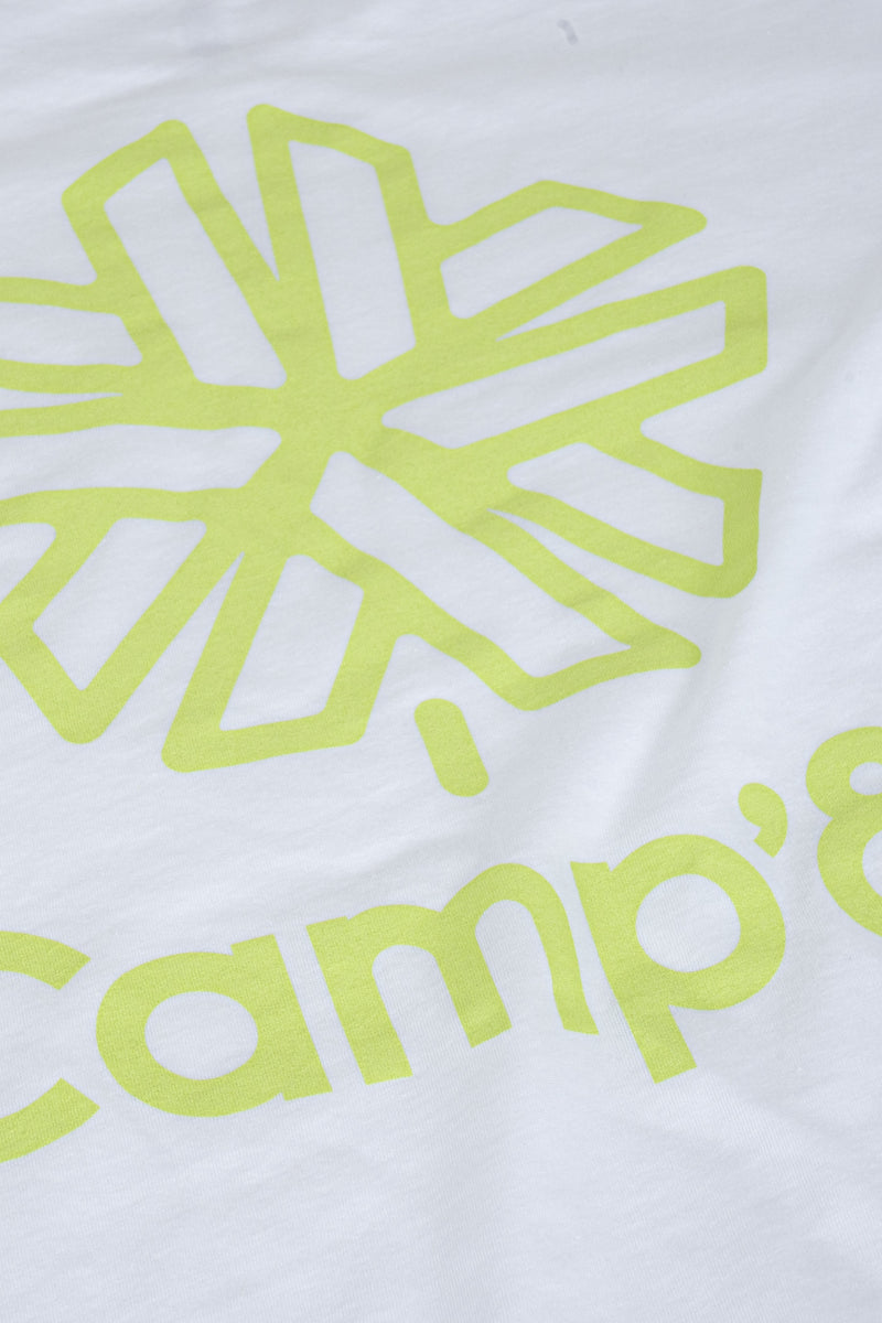Camp'88 Long Sleeve // White