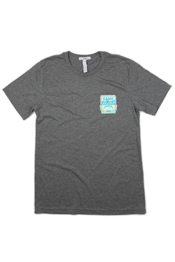 Chilly Bin T-Shirt // Tri Grey
