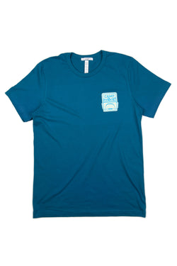 Chilly Bin T-shirt // Deep Teal
